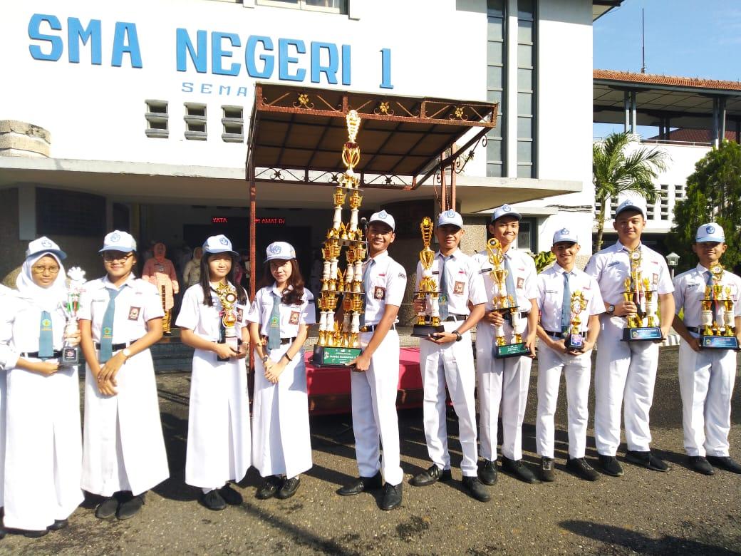 Juara Debat Tingkat Provinsi dan Juara POPDA